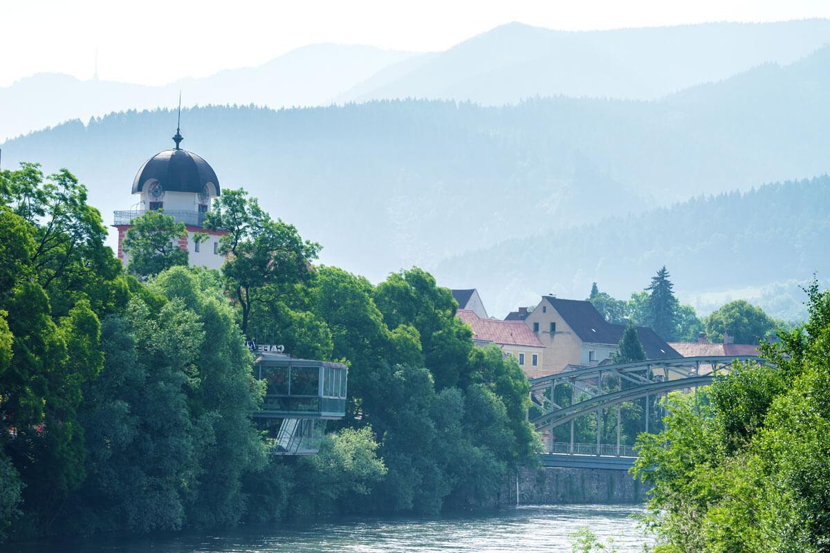 Leoben in der Steiermark