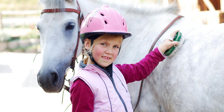 Reiterferien ohne Eltern