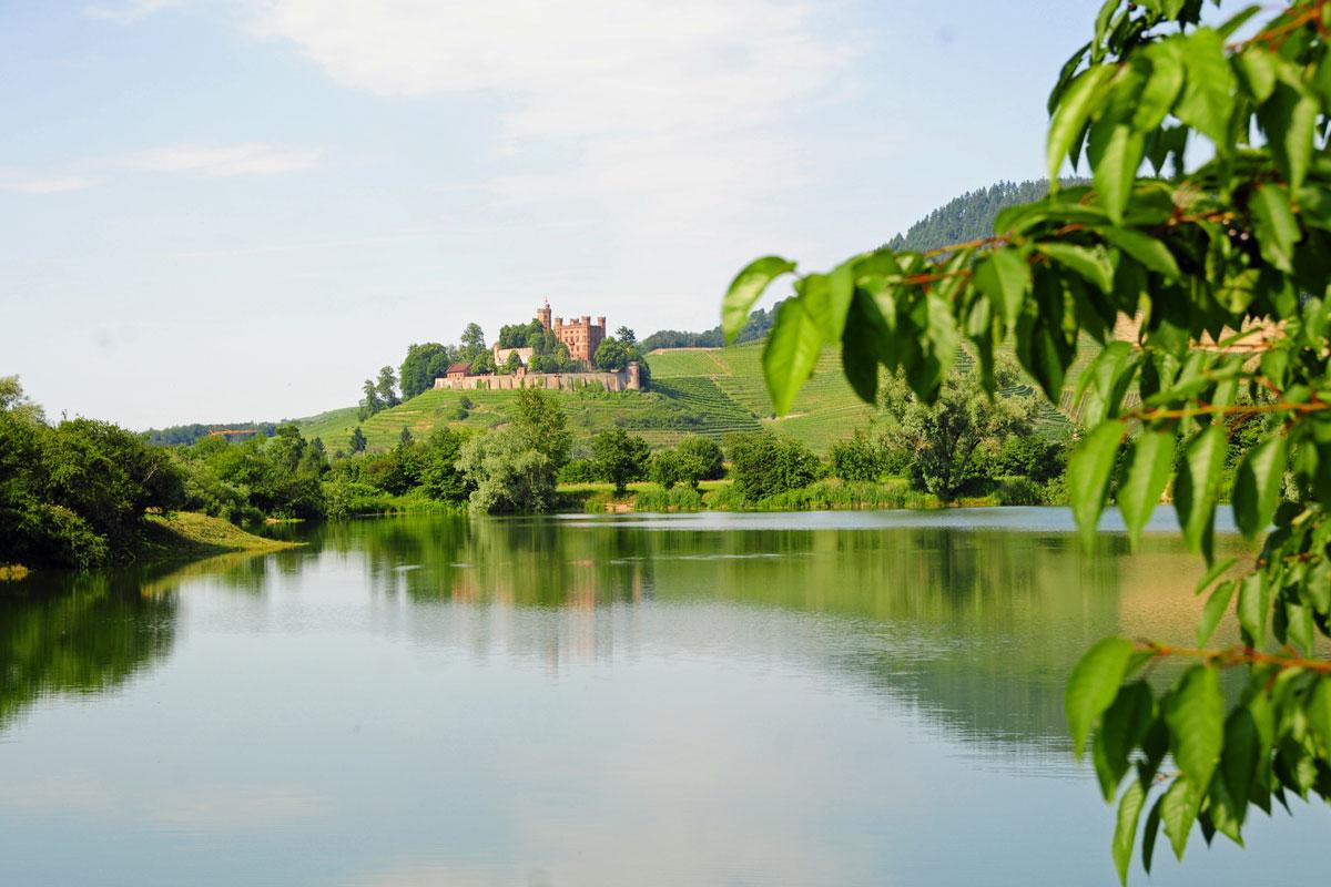 Das Ortenberger Schloss im Kinzigtal