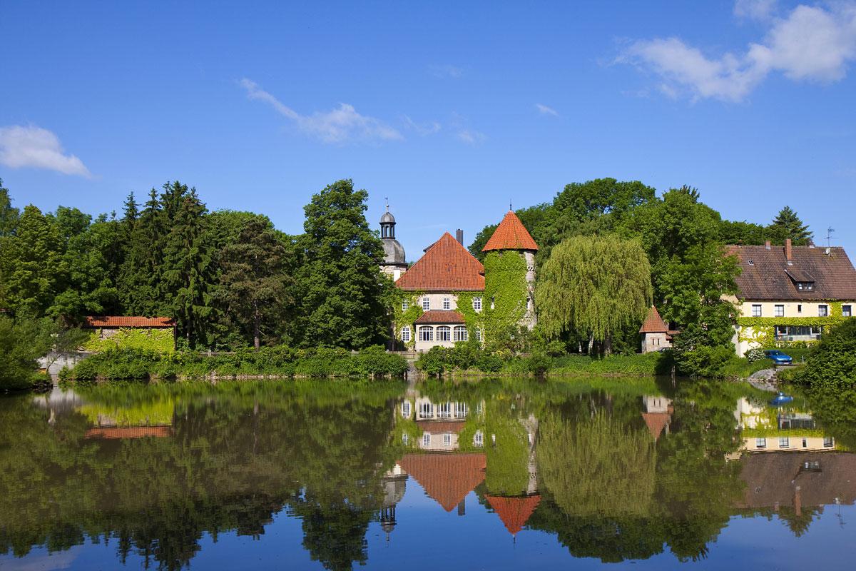 Untersiemau Wasserschloss