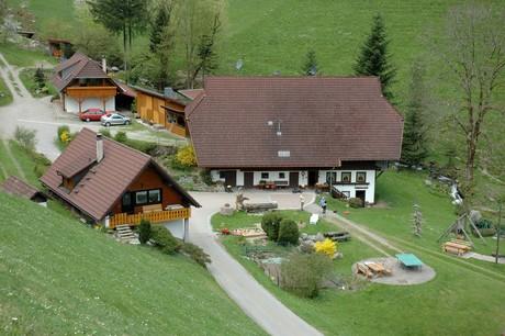 Haldenschwarzhof - Herbsturlaub im Schwarzwald