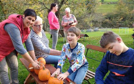Schaurig schöne Halloweenwoche - Schingerhof
