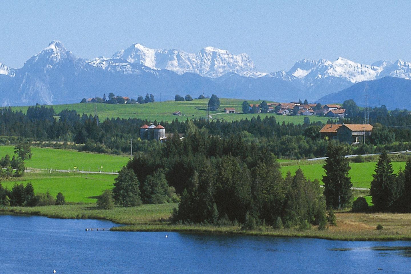 © Kur- und Tourismusbüro Oy-Mittelberg - Panorama