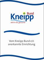© Vom Kneipp-Bund e.V. anerkannter Gesundheitshof