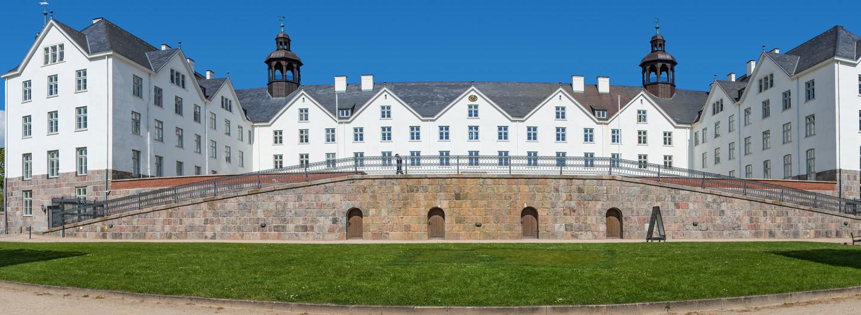 Plöner Schloss in der Holsteinischen Schweiz