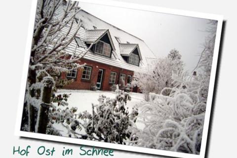 Winter Special - Bauernhof am Wattenmeer
