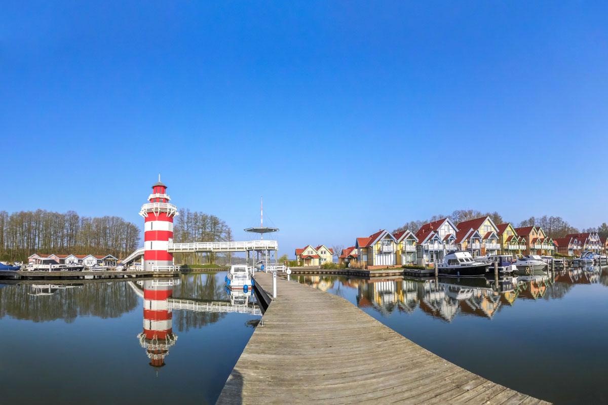 Rheinsberg Hafen