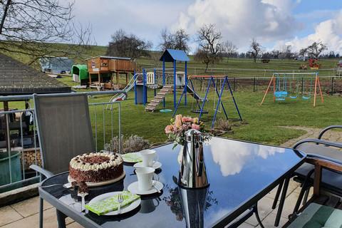 Endlich Sommerferien auf dem Ferienbauernhof Hirschfeld