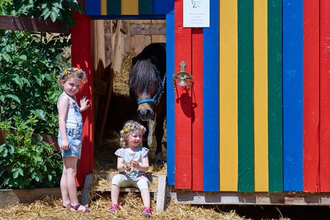 Hof Hardthöhe - Happy Kids Weeks - Family-Angebot