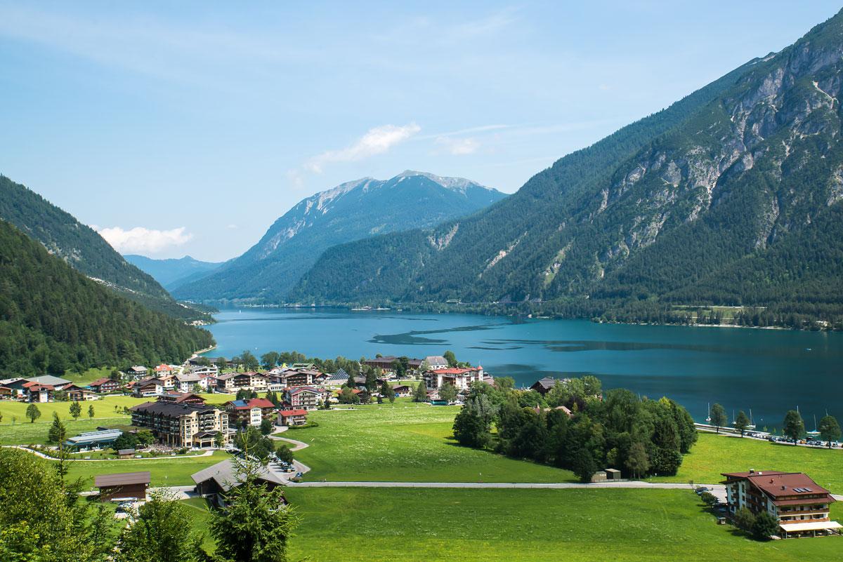 <p>Der Achensee in Tirol</p>