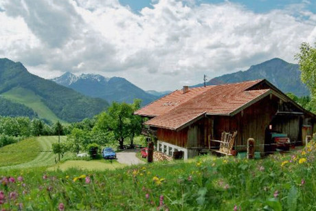 Oberwidholzerhof - Urlaub auf dem Chiemgauer Bergbauernhof
