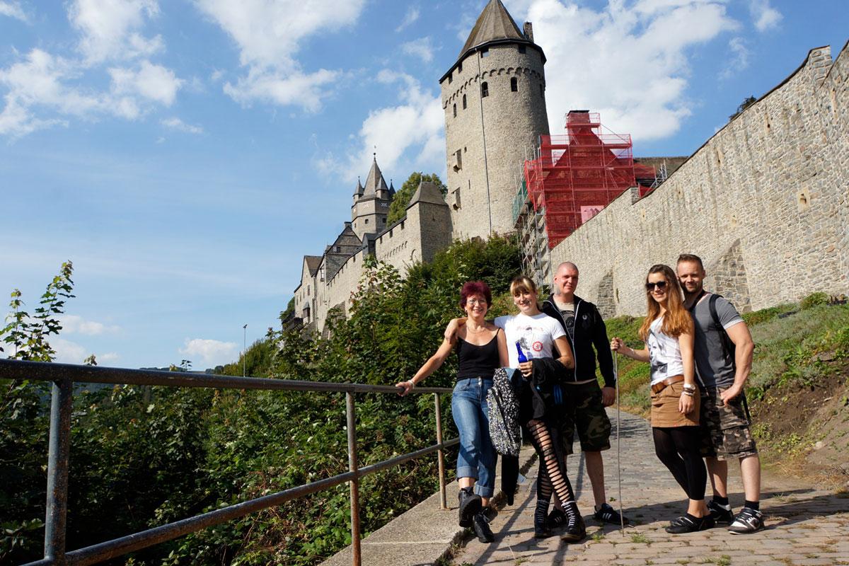 Die Burg Altena