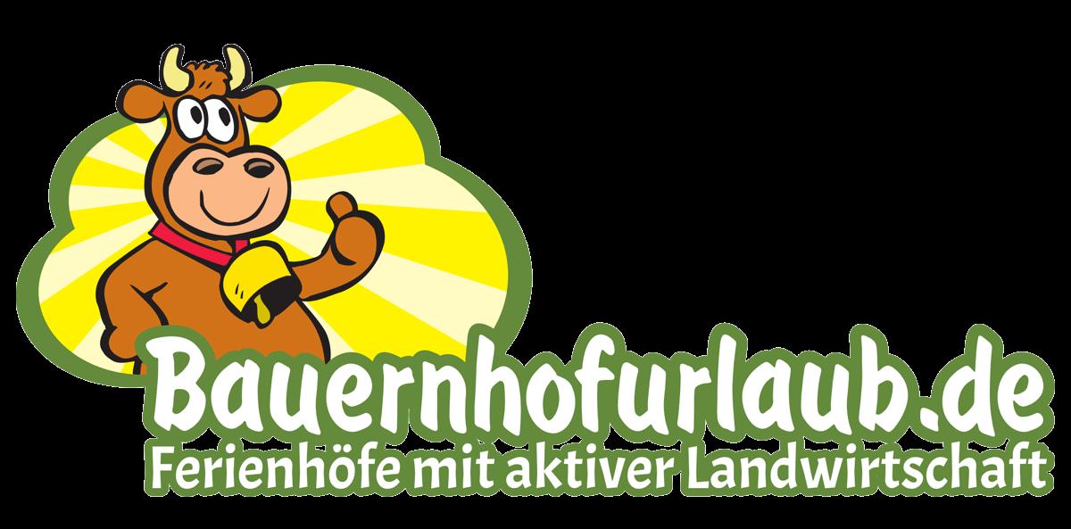 Logo Bauernhofurlaub.de