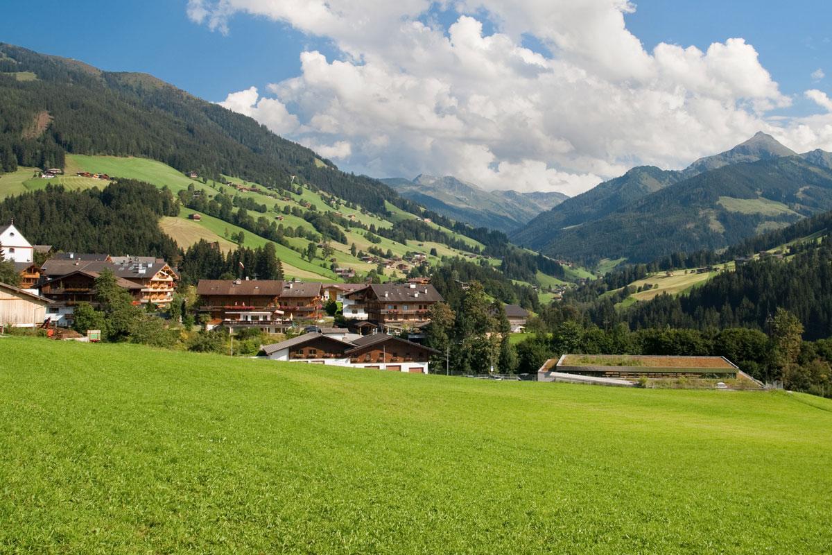 Das Alpbachtal in Tirol