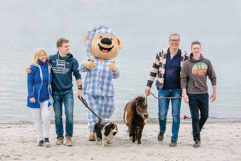 Familie Bendfeldt -  Ostsee Ferienhof Bendfeldt