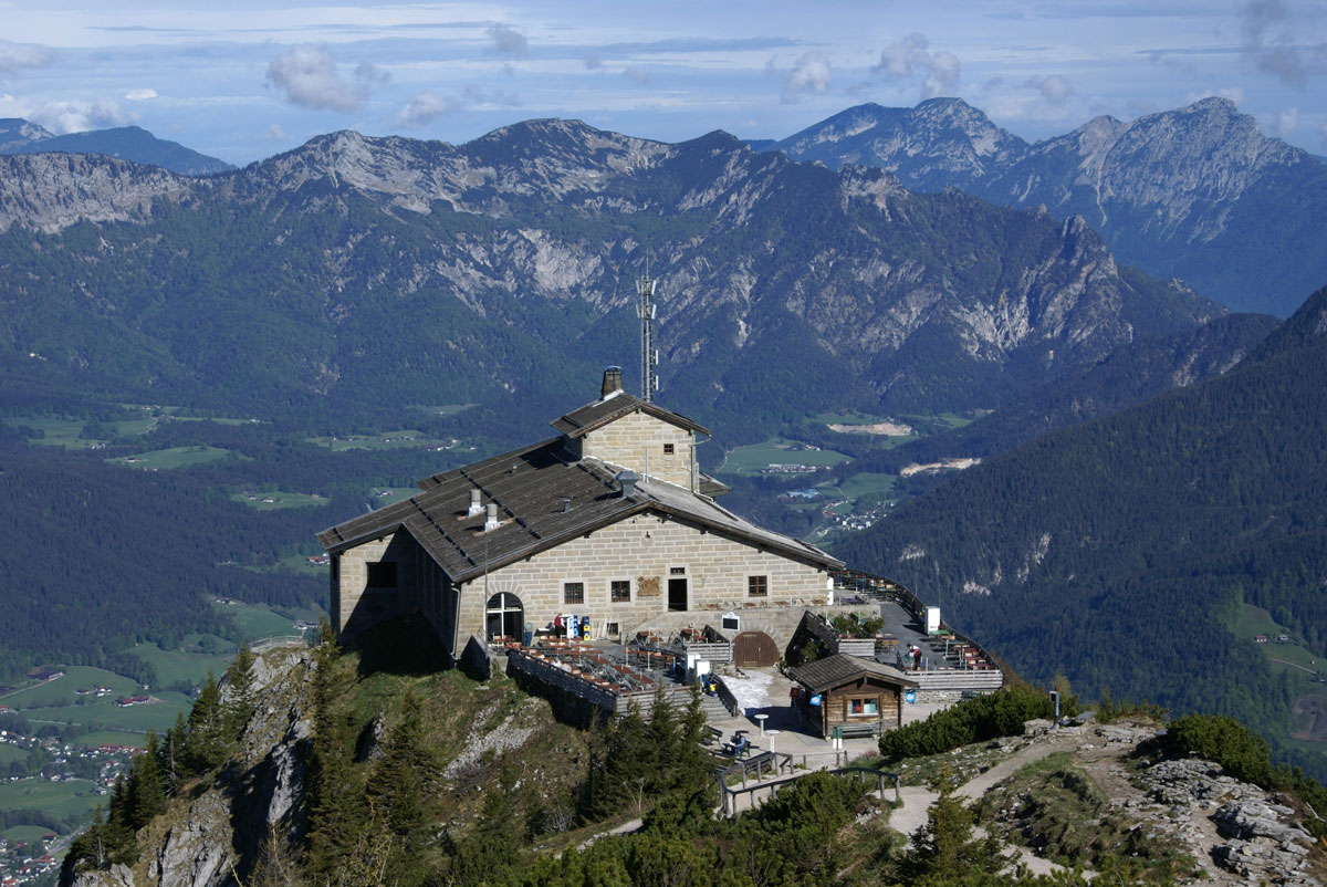© Berchtesgadener Land Tourismus GmbH - Kehlsteinhaus