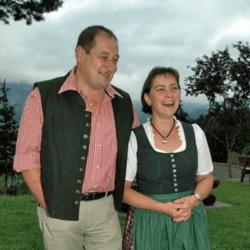 Andreas und Katharina Graf - Ferienhof Margarethengut