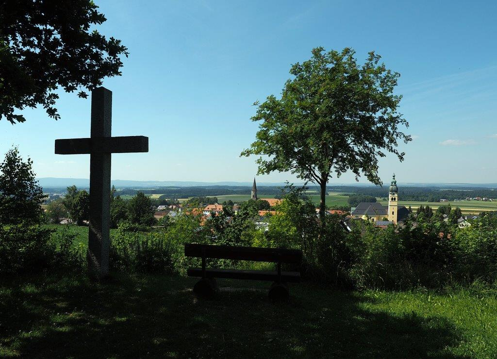 © Gäste-Information Plößberg - Aussichtspunkt Vogelherd