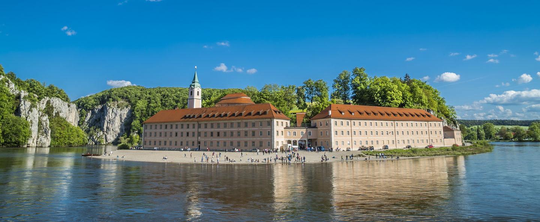 Kloster Weltenburg bei Kehlheim