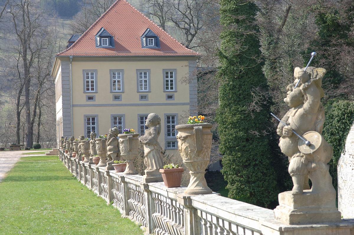 Gnomengalerie © Tourist-Information Weikersheim