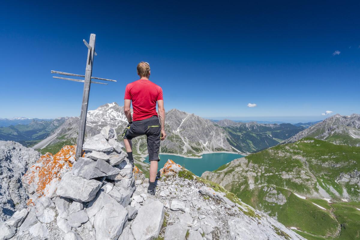 Wandern in der Region Bludenz