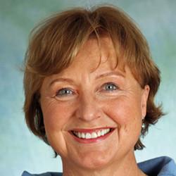 Frau Rita Lanius-Heck - Hof Hardthöhe