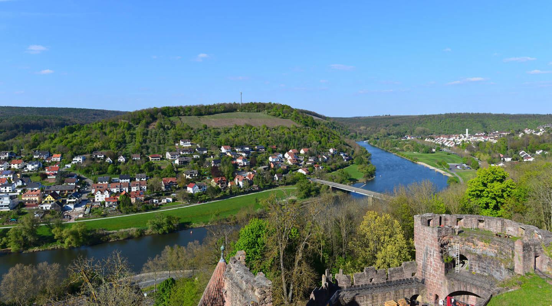 Wertheim und Kreuzwertheim