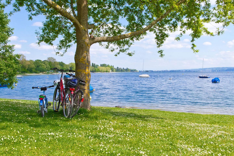 Radtour zum Bodensee