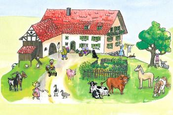 Kinderseite - Bauernhof zum Glück
