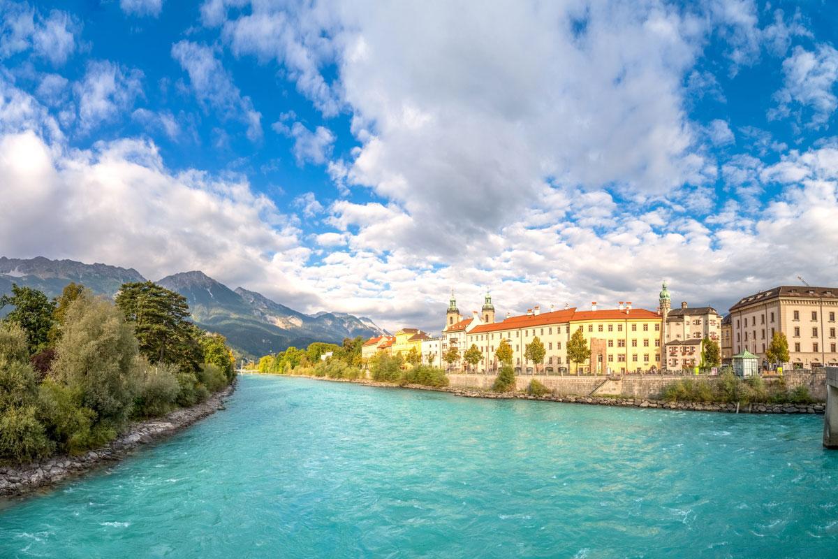 Innsbruck - Die Landeshauptstadt Tirols
