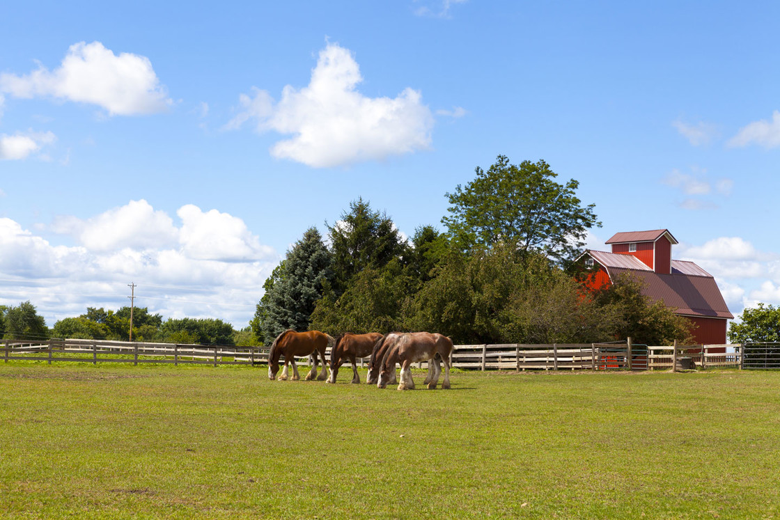 Farmland in den USA
