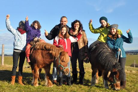 Kinderferienhof Bergblick - Herbstfreuden im Ostallgäu