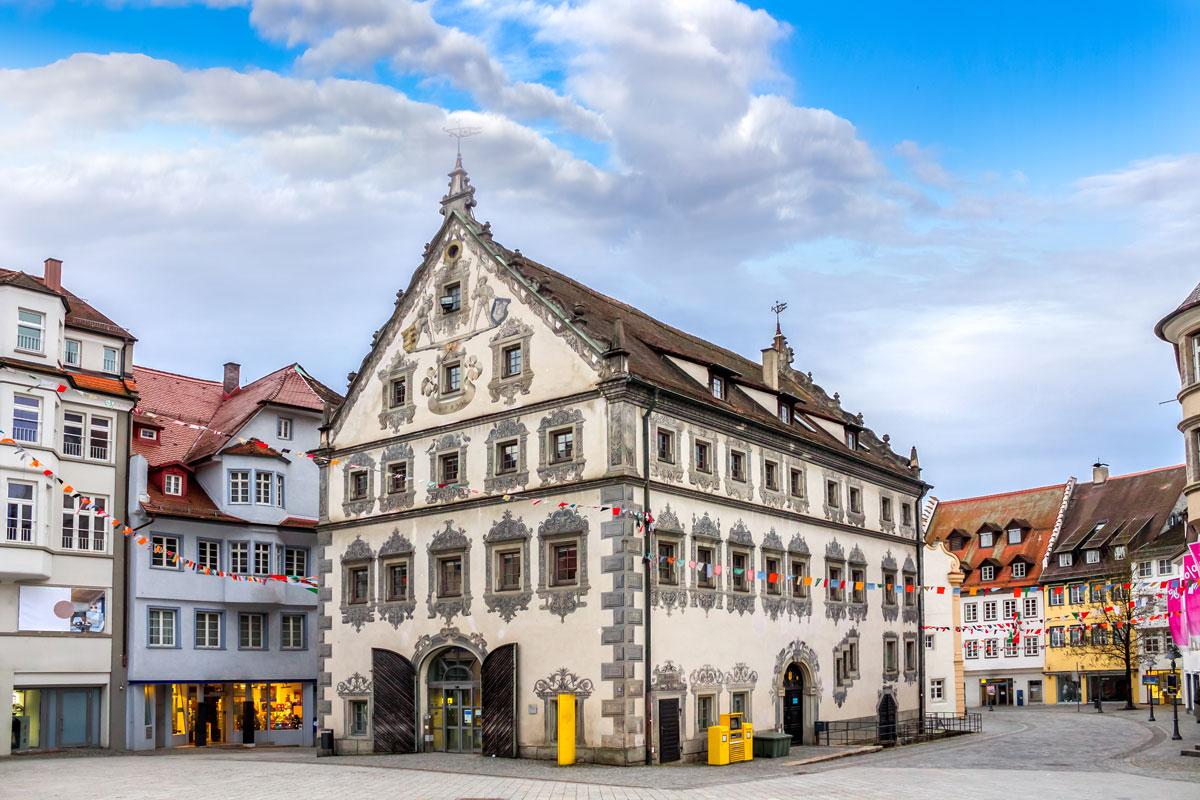 Lederhaus in Ravensburg