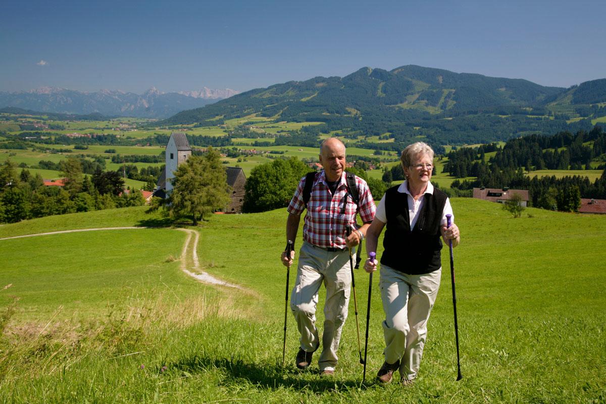 @ Kur- und Tourismusbüro Oy-Mittelberg - Wandern in Mittelberg