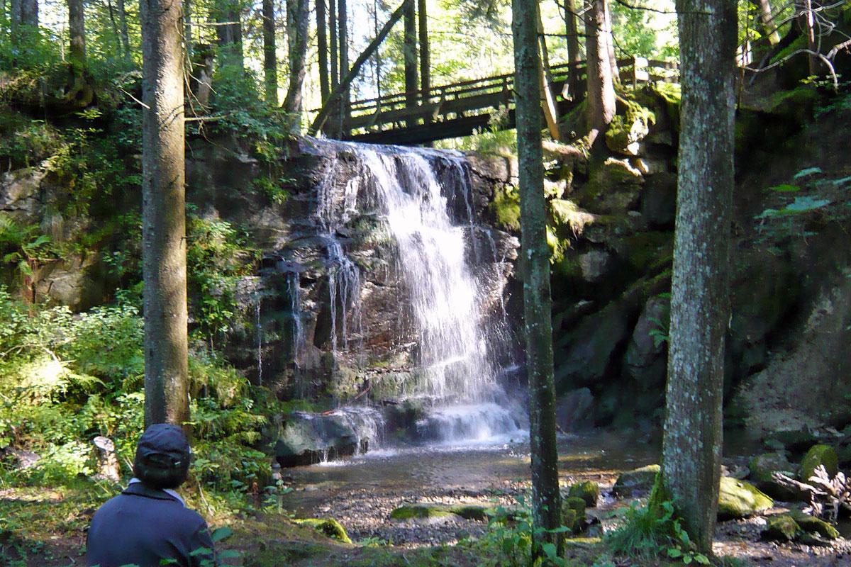 © Tourismusbüro Weitnau - Hellengerst Wasserfall
