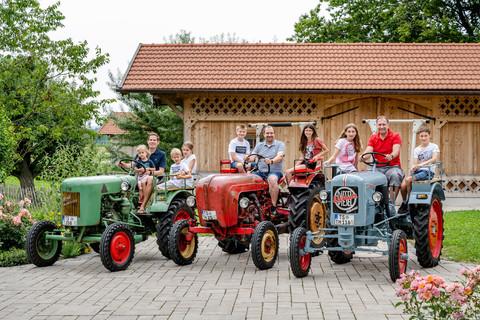 Echtes Bauernhof-Erlebnis & höchste Urlaubsqualität!