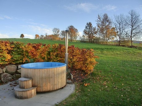 Urlaub mit eigenem Hot Tub - Ferienbauernhof Kilger