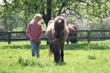Familienurlaub mit glücklichen Kindern - Ferienhof Reining