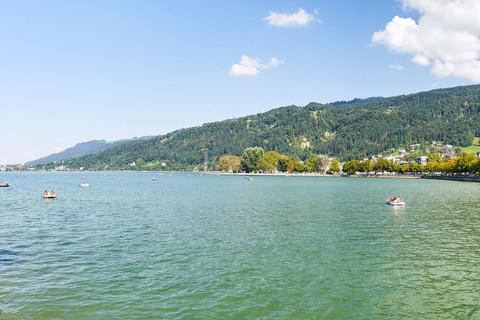 Blick auf den Bodensee