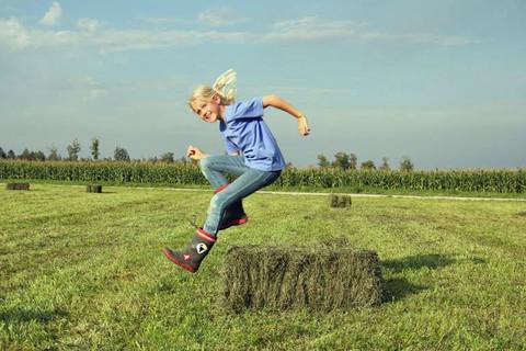 Alles neu macht der Mai auf dem Ferienbauernhof Hirschfeld