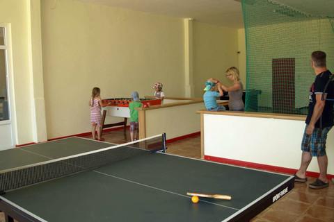 Indoorspielscheune