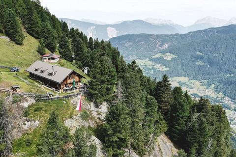 Die Armelen Hütte