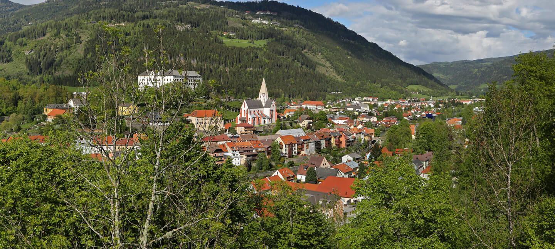 Murau in der Steiermark