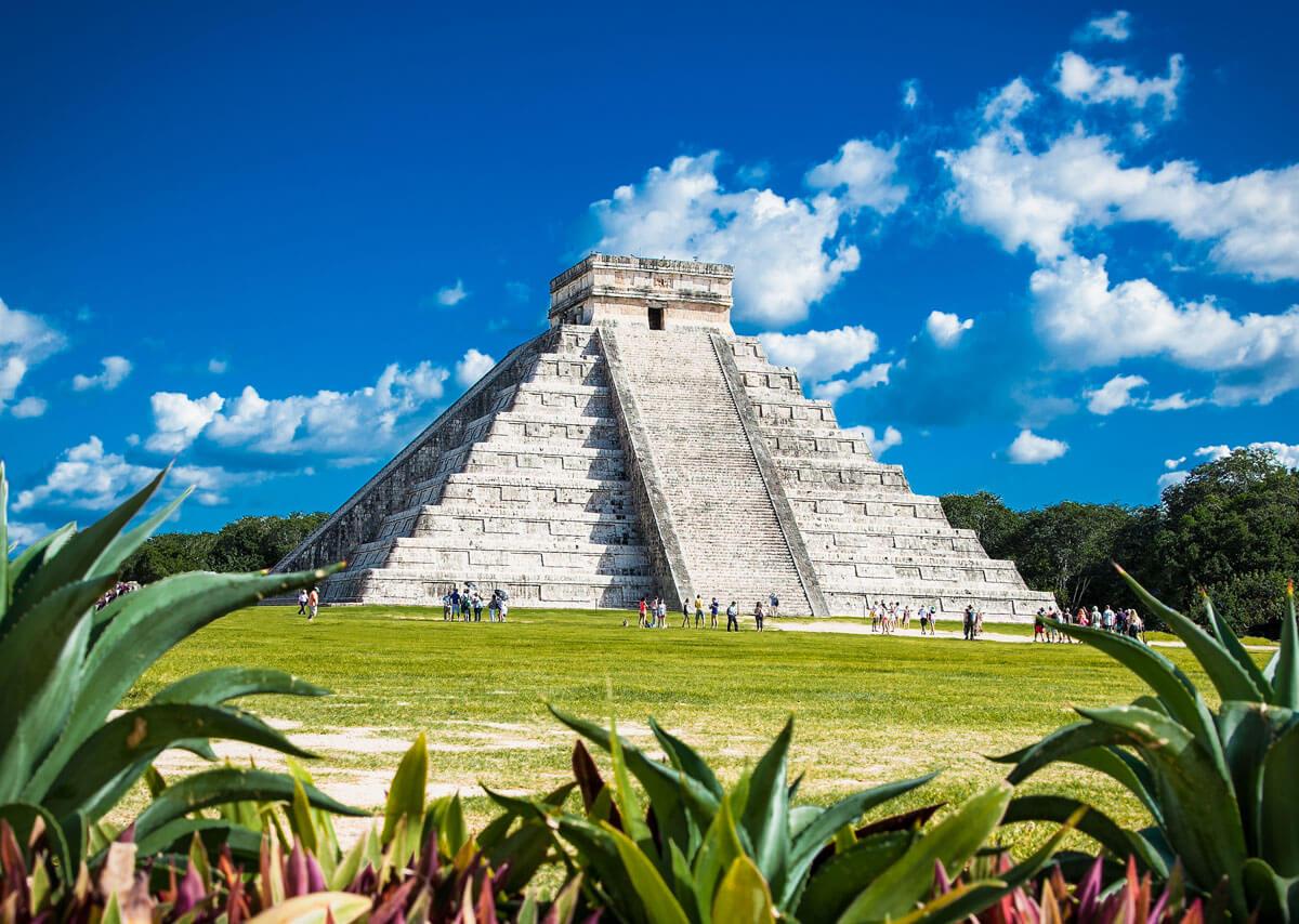 Chichén Itzá Ruinenstätte der Maya