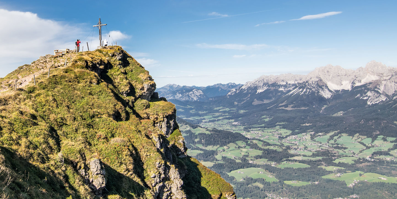Wandern am Kitzbüheler Horn