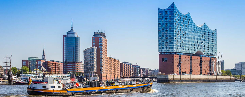 Bundeslandinfo Hamburg