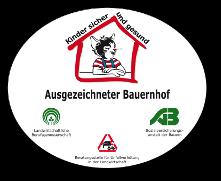 <p>© Kindersicherer Bauernhof - Land- und forstwirtschaftlichen Berufsgenossenschaft (LBG)</p>