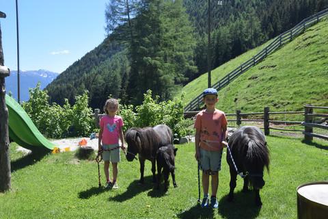 Urlaub auf dem Obereggerhof