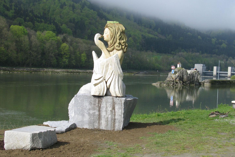 <p>© Tourist-Information Untergriesbach - Nixe Isa an der Donau</p>