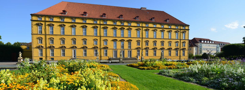 Osnabrücker Schloss im Osnabrücker Land
